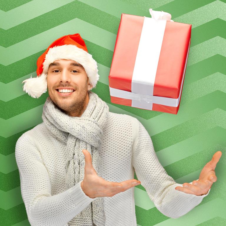 4 eindejaarsgeschenken waar je collega's blij van worden